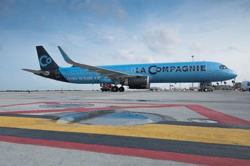 מטוס של לה קומפני, צילום: LA COMPAGNIE