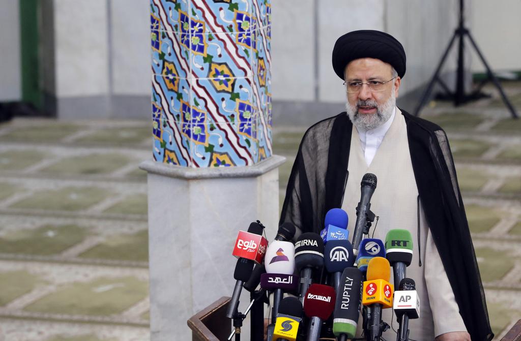 איברהים ראיסי נשיא איראן החדש