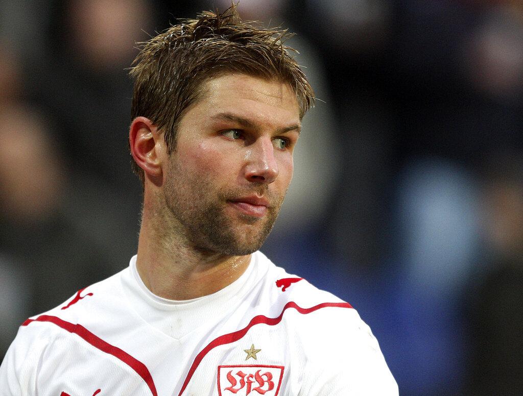 תומאס היצלסברגר כדורגלן גרמני שיצא מהארון תמונה מ-2009