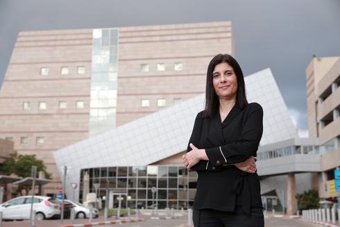 """ד""""ר אורלי ויינשטיין. המועמדת שכל המערכת ממתינה למינויה, צילום: אוראל כהן"""