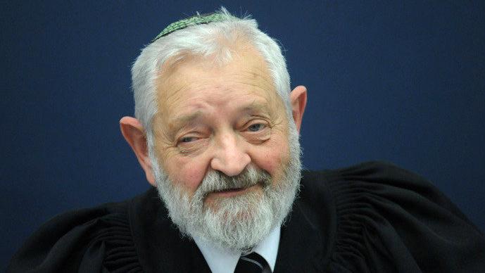 """נפטר השופט צבי טל, מהמבקרים החריפים של בג""""ץ"""