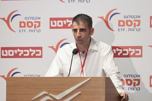 אבנר חדד בכנס, צילום: אוראל כהן