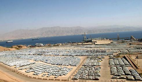 חניוני הענק בנמל אילת יהפכו לשכונת מגורים