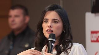 איילת שקד שרת הפנים כנס מוסדיים,  אוראל כהן