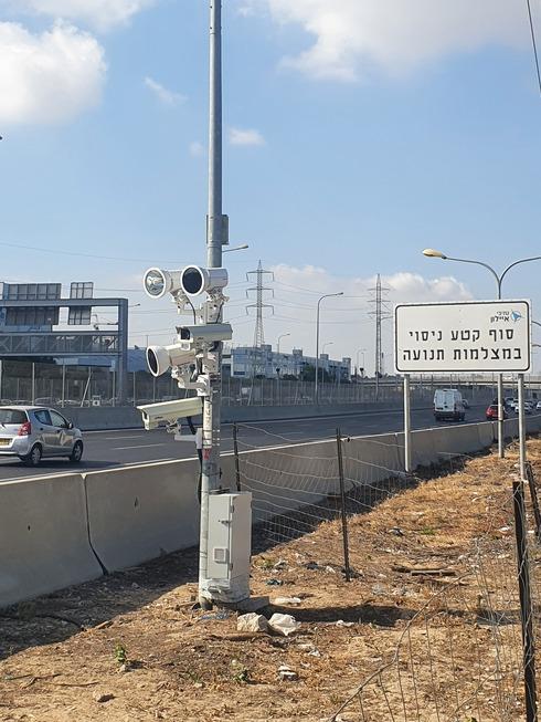 מצלמות בנתיבי איילון. נהגי ישראל תחת מעקב, צילום: תומר הדר