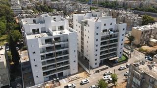 """בנייה בחולון התחדשות עירונית אלמגורים השקעות ונדל""""ן , יח""""צ"""