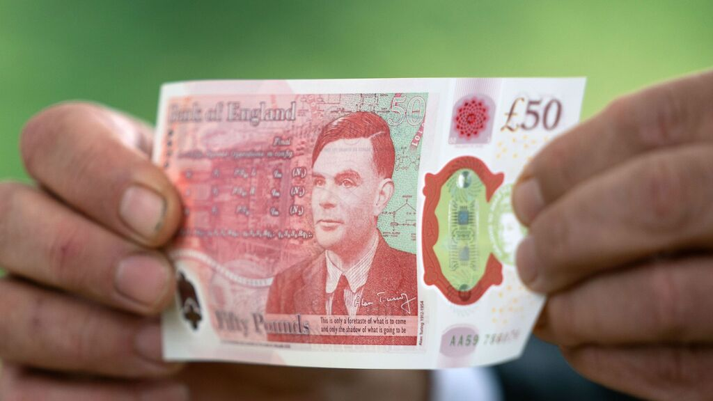 """שטר חדש 50 ליש""""ט 50 פאונד"""