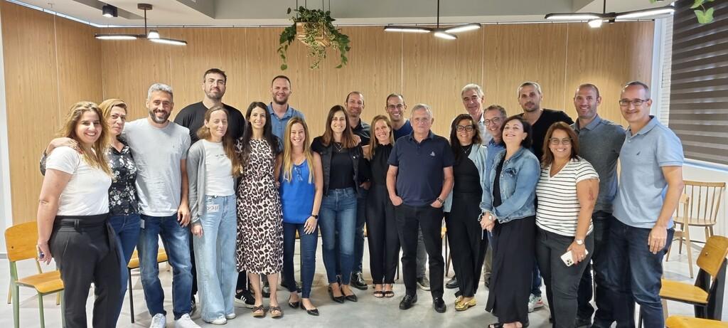 ראשי חברת פיוניר בישראל