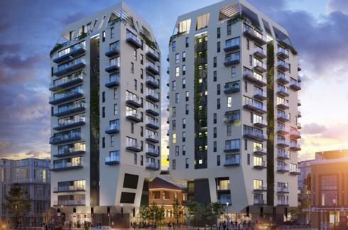מעיצוב חוויית הקניות בתל אביב לעיצוב חוויית המגורים, סטודיו 84