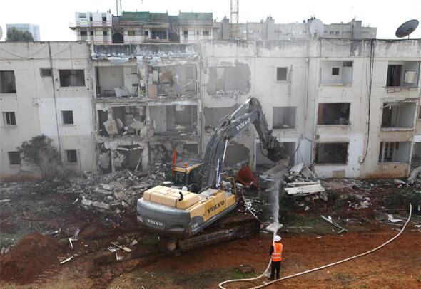 פרויקט התחדשות עירונית , אוראל כהן