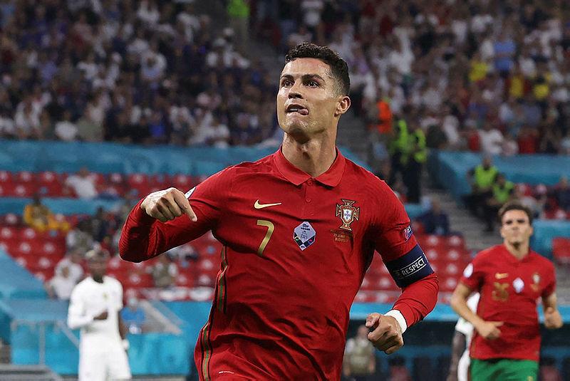 כריסטיאנו רונלדו נבחרת פורטוגל