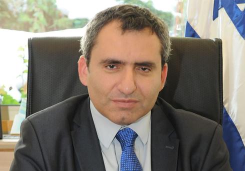 שר הבינוי והשיכון, זאב אלקין , באדיבות המשרד להגנת הסביבה