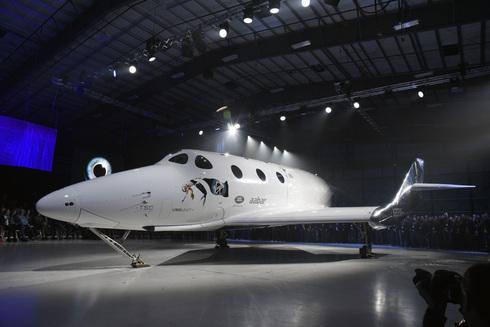 חללית Spaceship Two של וירג