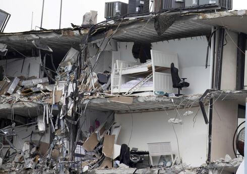 המגדל שקרס בפלורידה, AFP