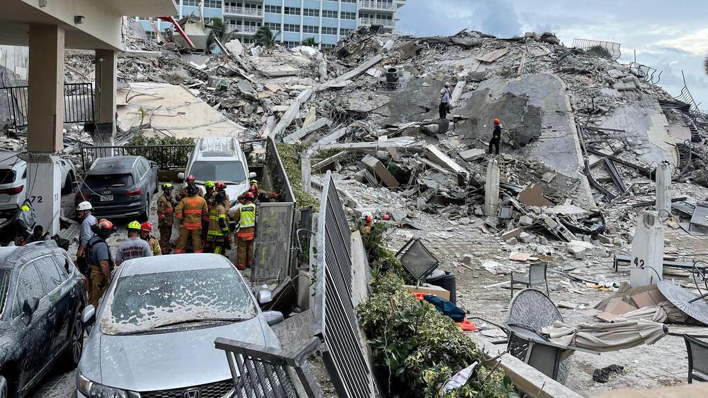 """מחדל בפלורידה? מהנדס הזהיר מ""""נזק משמעותי"""" למגדל שקרס – לפני 3 שנים"""