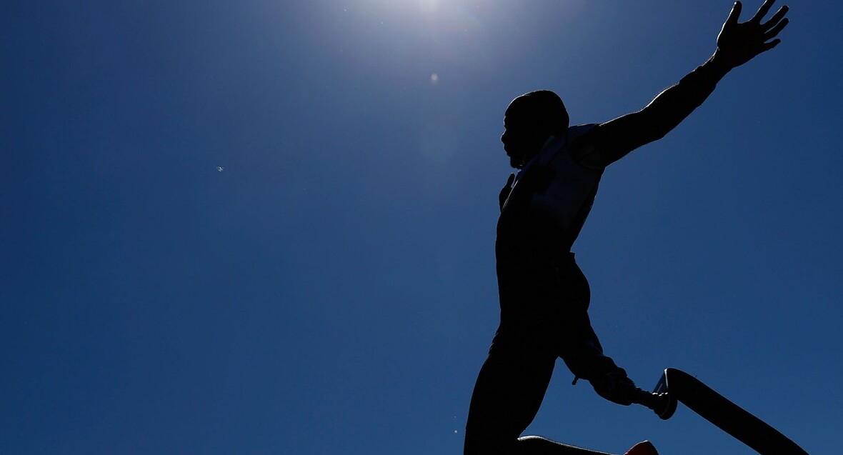 פוטו מתכוננים לאולימפיאדת טוקיו דזמונד ג'קסון