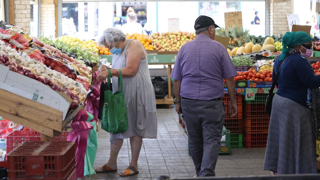 החגורה מתהדקת: ירידה של 7.5% בפדיון רשתות המזון במרץ-מאי