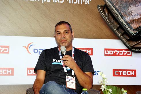 דרור יוסף CTO ו־ GM ישראל Fundbox, כנס פינטק 2021  , צילום: יריב כץ