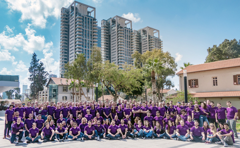 SentinelOne employees. Photo: SentinelOne