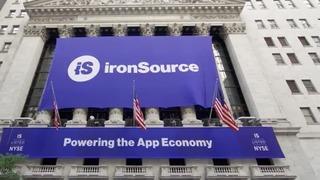 איירון סורס הנפקה, צילום: IronSource