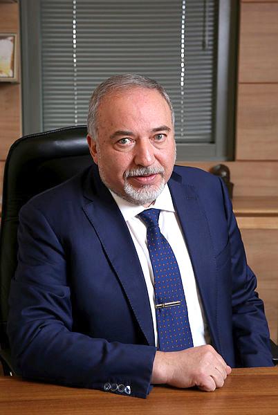 אביגדור ליברמן שר האוצר