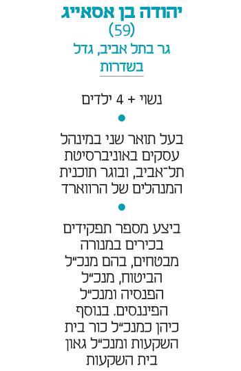 אינפו יהודה בן אסאייג