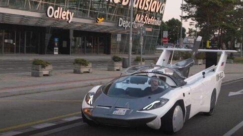המכונית המעופפת, צילום: KLEIN VISION