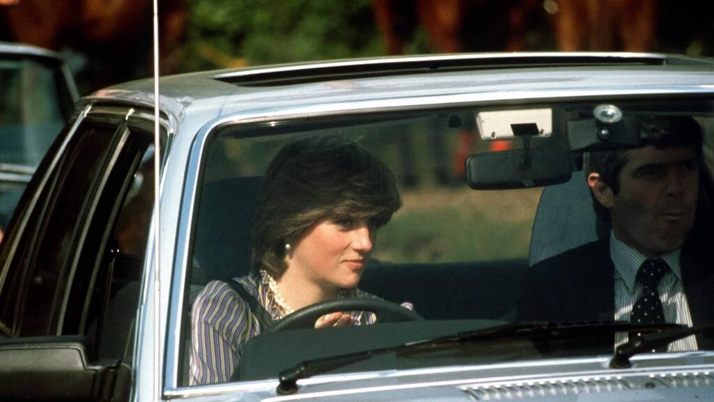 פורד אסקורט 81' של הנסיכה דיאנה נמכרה במחיר של מרצדס חדשה