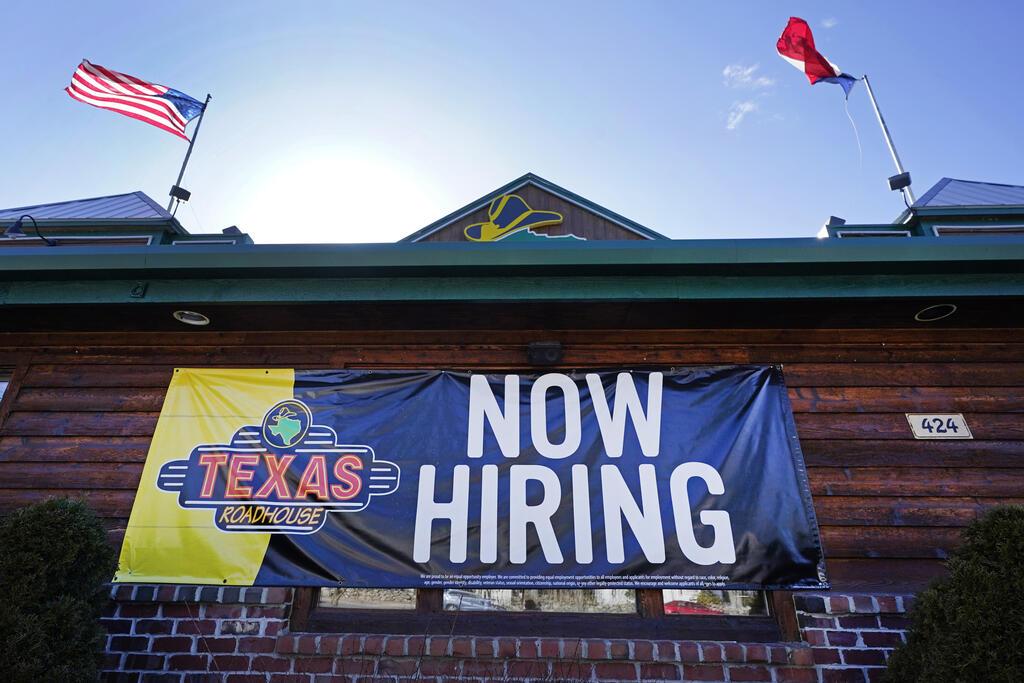 """ארה""""ב תעסוקה אבטלה"""