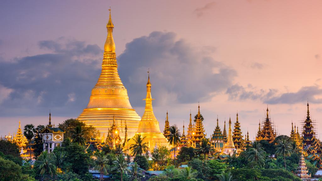 כל הנוצץ זהב: מבנים מוזהבים מסביב לעולם