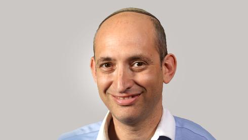 """אביעד פרידמן, מנכ""""ל משרד הבינוי והשיכון , צילום: דן סבאח"""
