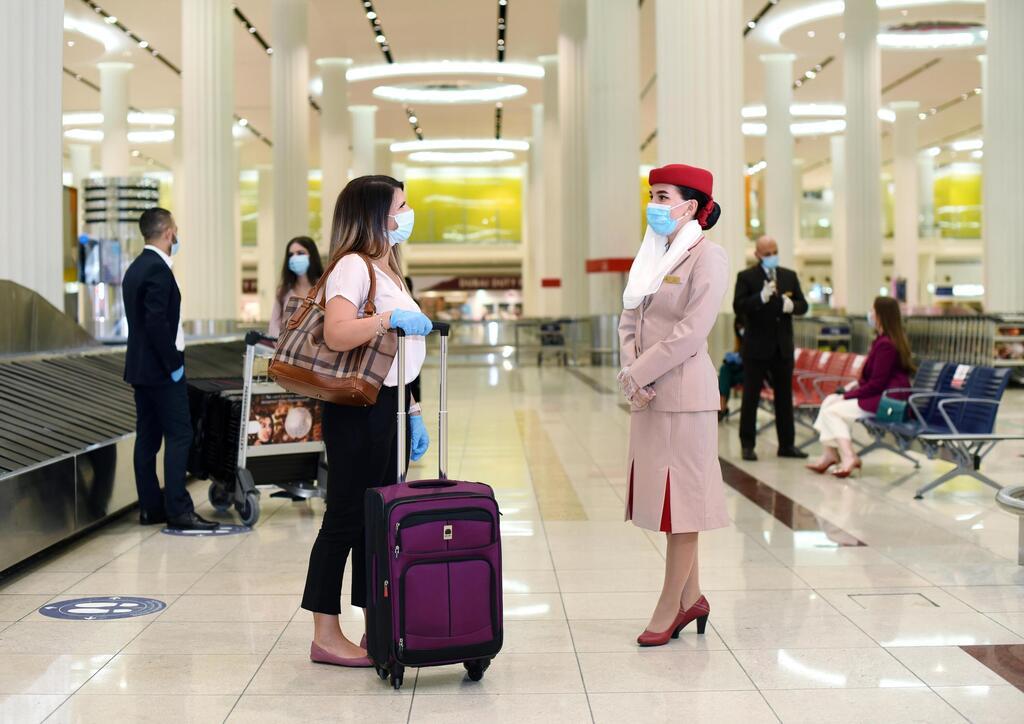 United Arab Emirates Corona