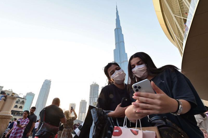 Dubai Corona Al Burj Tower
