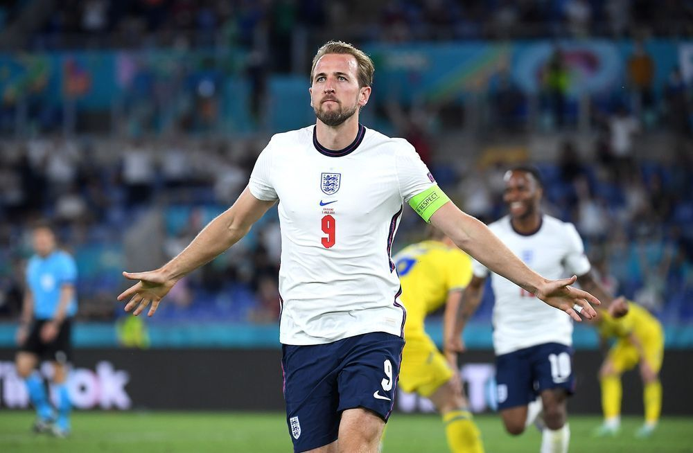 הארי קיין נבחרת אנגליה כדורגל יורו 2020