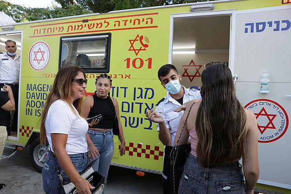 מתחם חיסון בתל אביב, אוראל כהן