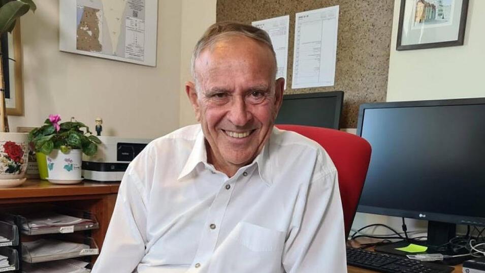 מנהל הלשכה המרכזית לסטטיסטיקה דני פפרמן