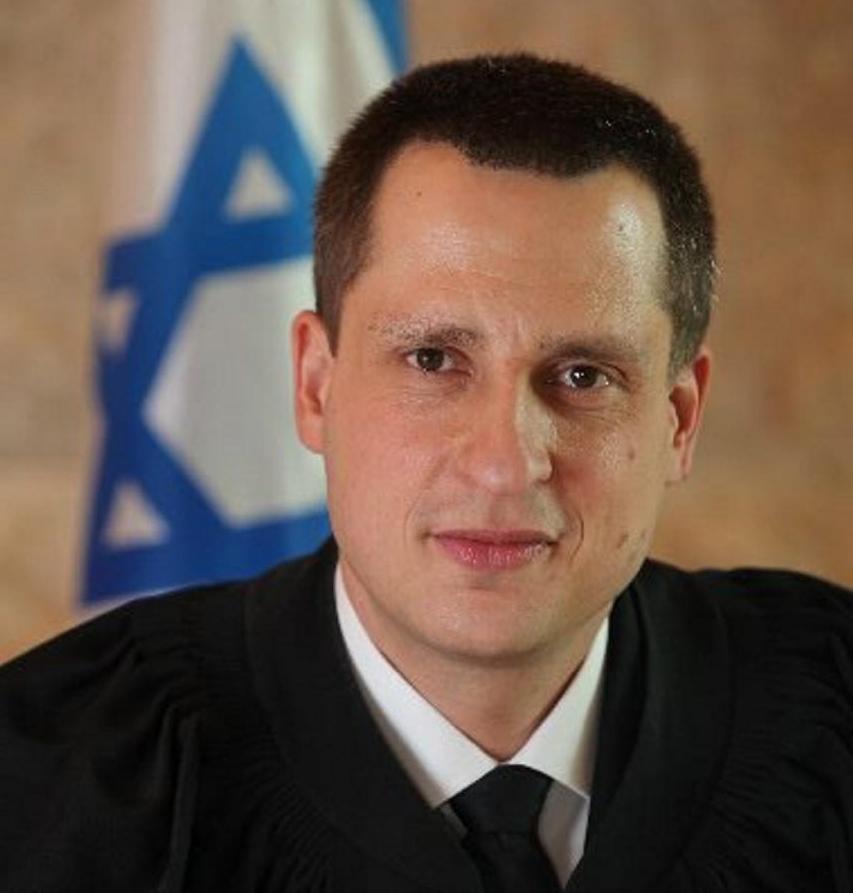 שופט גיא הימן