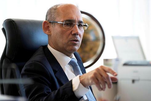 נגיד בנק ישראל אמיר ירון , רויטרס
