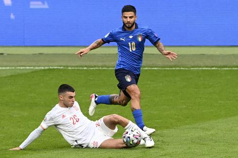 חצי גמר יורו 2020 איטליה-ספרד, איי פי