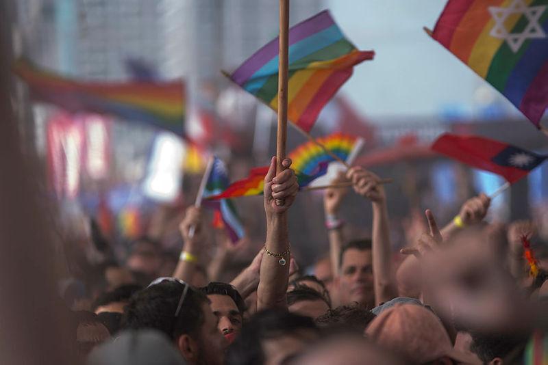 מצעד הגאוה ב תל אביב
