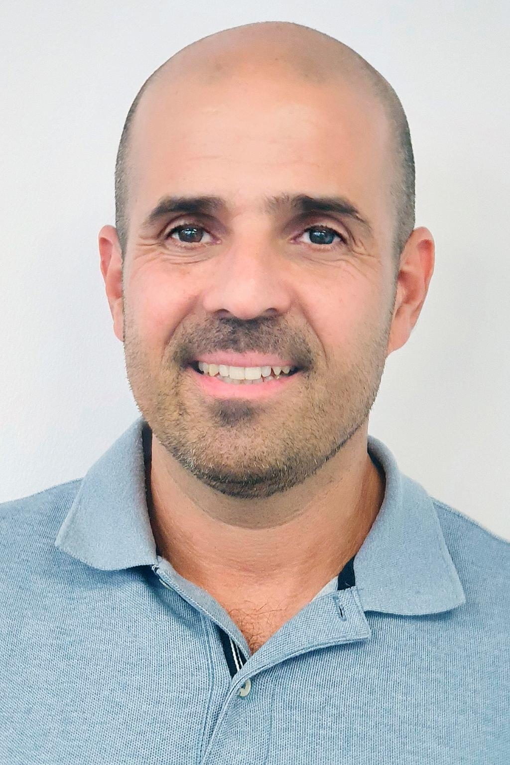 אסף פלוס מנהל אגף תכנון הנדסי בחברת נתיבי ישראל