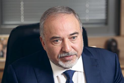 שר האוצר, אביגדור ליברמן, צילום: אלכס קולומויסקי