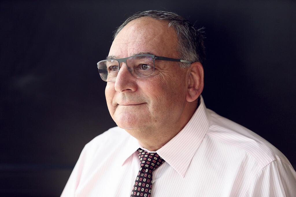 זאב רוטשטיין מנכל בית חולים הדסה ירושלים היוצא