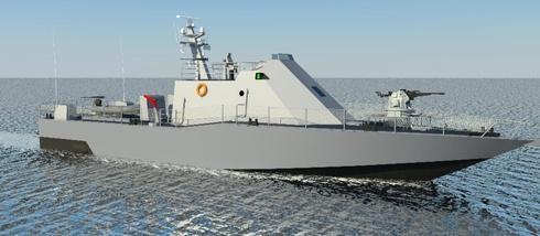 ספינת שלדג, מספנות ישראל