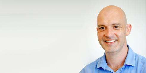 "יונתן איבגי, סמנכ""ל סחר ב- DHL, צילום: פאבל טולצינסקי"