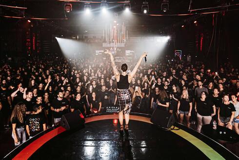 מסיבת ההנפקה של פיוניר, צילום: Eclipse Media