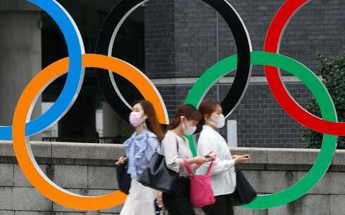 טוקיו 2020. המשחקים האולימפיים שייערכו ללא קהל ייפתחו ביום שישי הקרוב, צילום: AP
