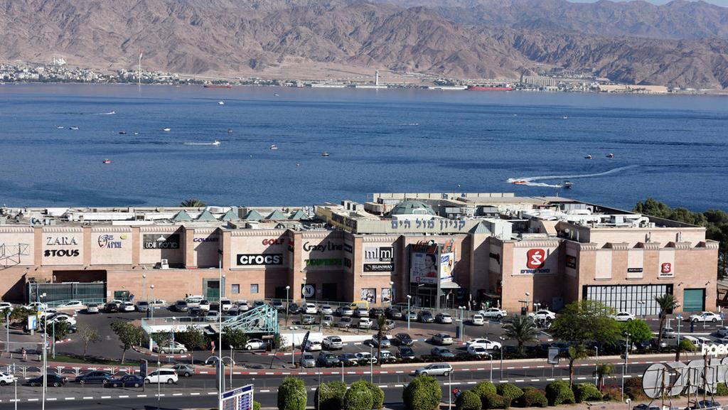 עזריאלי תרכוש את קניון מול הים לפי שווי של 1.3 מיליארד שקל