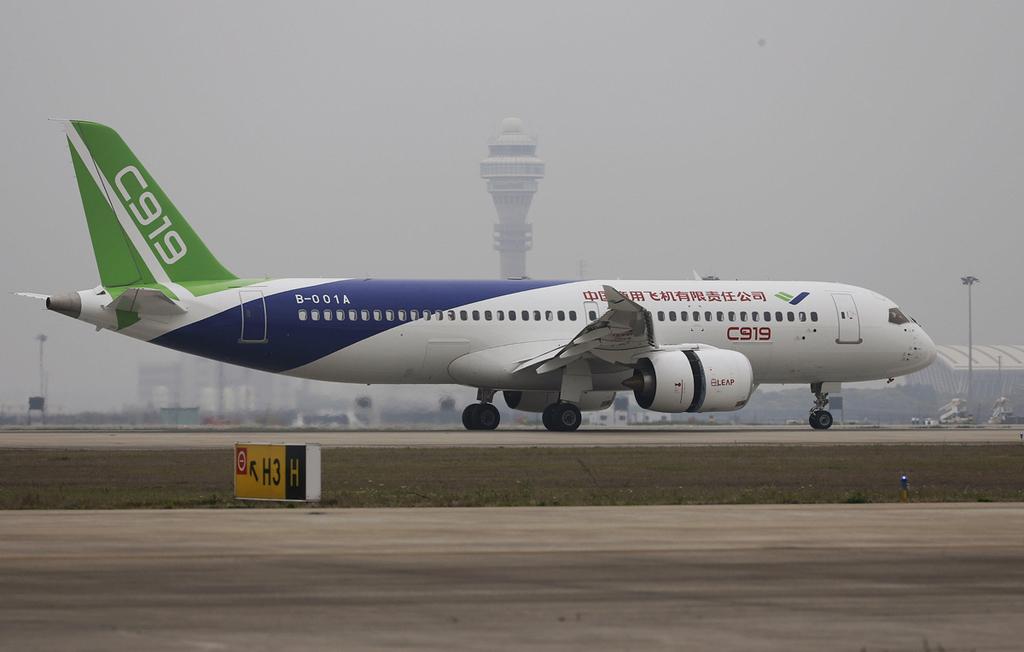 מטוס הנוסעים הסיני הראשון: איום לדואופול בואינג ואיירבוס S1rrg00Ppd_0_0_1200_764_0_x-large