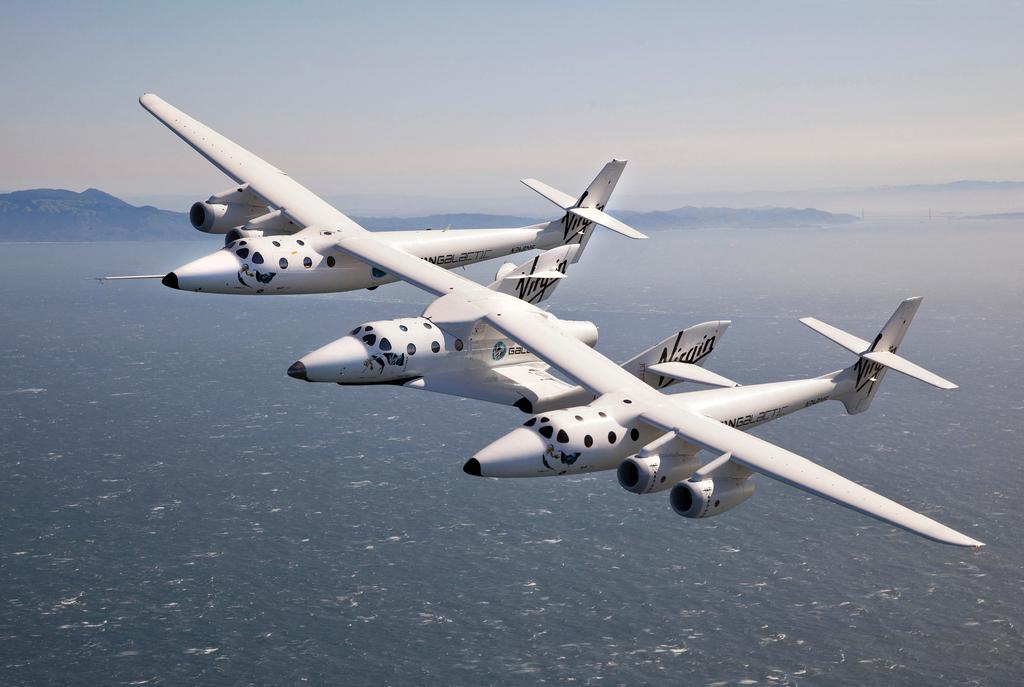 טיסה ראשונה חלל וירג'ין גלקטיק ריצ'רד ברנסון 11.7.21